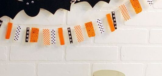 Lovely DIY Paper Halloween Decorations Ideas
