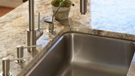 Stunning Kitchen Faucet With Soap Dispenser Ideas