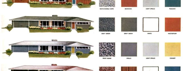Awesome Popular Exterior House Colors Ideas