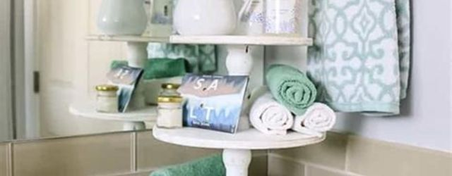 Beautiful Bathroom Counter Organizer Ideas