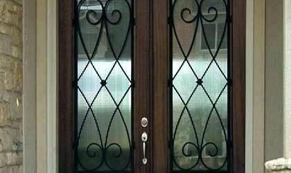 Popular Lowes Exterior Doors With Glass Ideas
