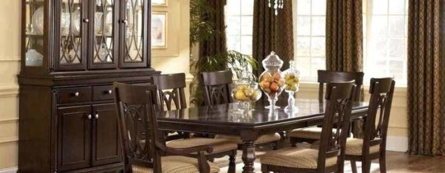Popular Ashley Furniture Dining Room Sets Discontinued Ideas