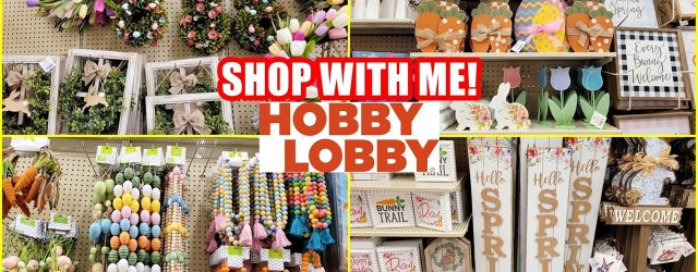 Affordable Easter Decorations Hobby Lobby Ideas
