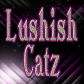 Lushish Catz - Main Logo 512