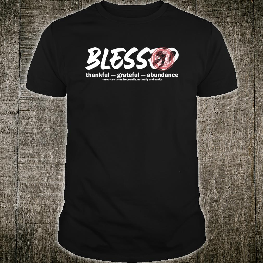 Blessed Hmong Shirt