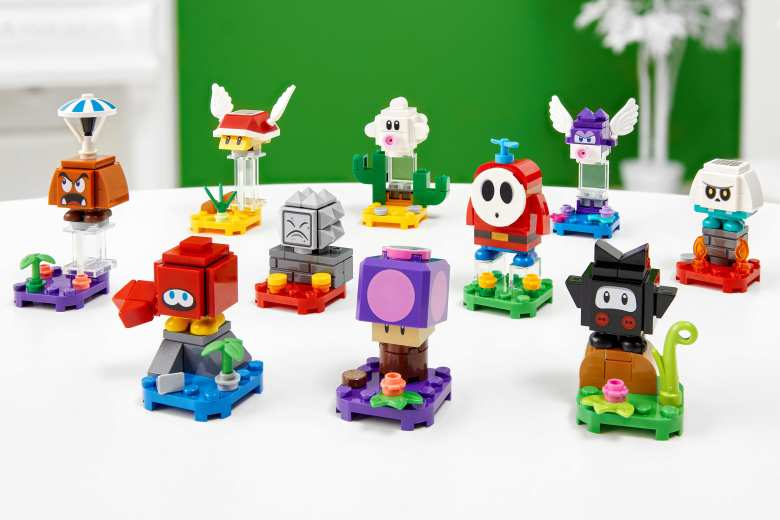 LEGO Super MarioCharacterPacks–Series 2SGD