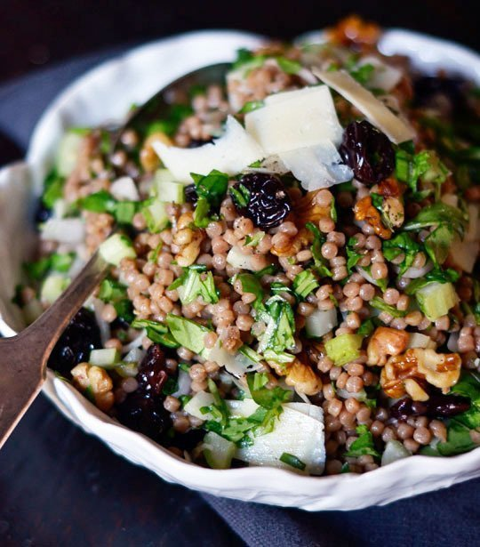 Couscous wintersalade