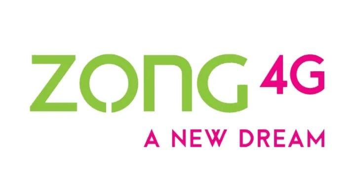 zong rebrand logo