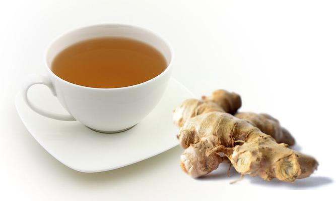 Buddhateas Ginger Root Tea