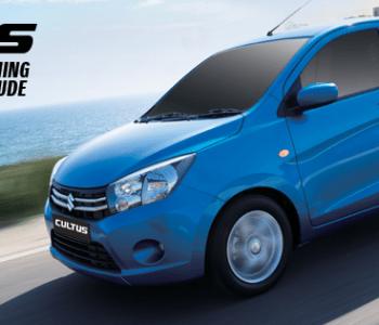 Suzuki Has Finally Launched The New 1000cc Cultus