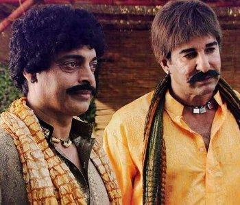 Wasim Akram And Shoaib Akhtar Release Teaser of New Game Show Dressed As Maula Jatt And Noori Natt