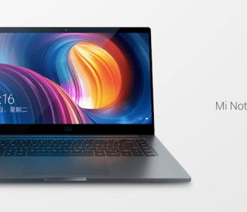 Xiaomi releases the Mi Notebook Pro