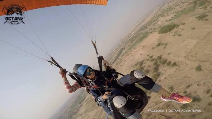 Paragliding returns to Lahore! - Trending Pakistan