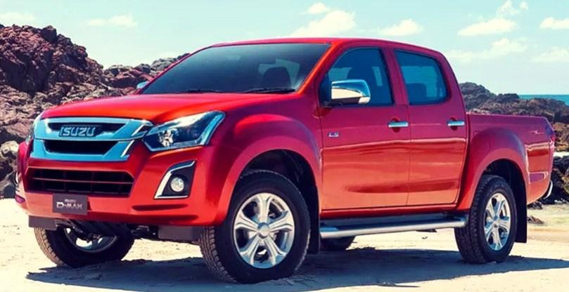 Gandhara Industries quietly launches the Isuzu D-Max Pickup