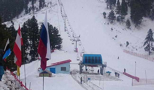 International Skiing comes back to Pakistan after a long hiatus