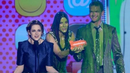 Kristen Stewart Nickelodeon Kids' Choice Awards 2013