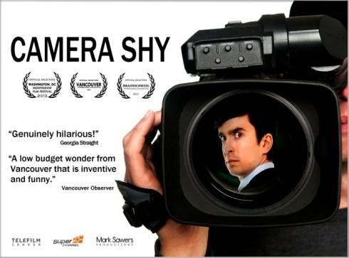 Camera Shy Movie Poster