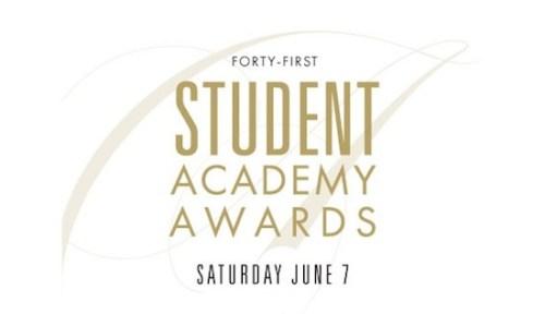 Student Academy Awards 41st Annual Logo