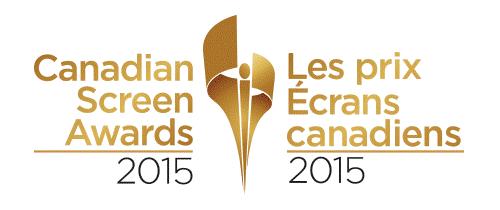 Canadian Screen Awards 2015 Logo