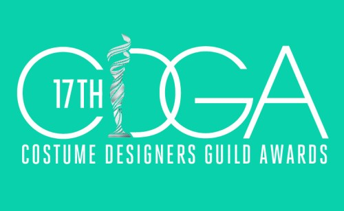 Costume Designers Guild Awards 2015 Logo