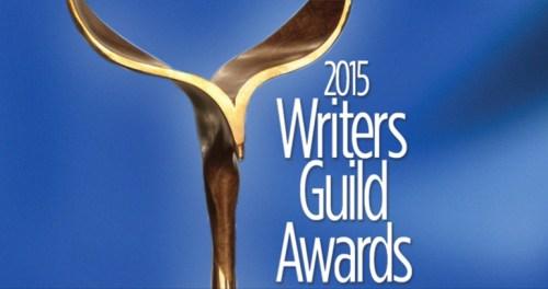 Writers Guild Awards 2015 Logo