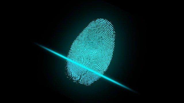 finger scan technology
