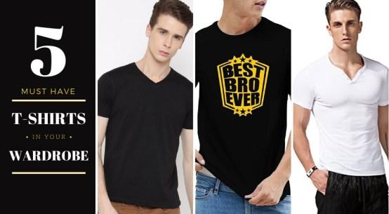 Men's T shirt Guide