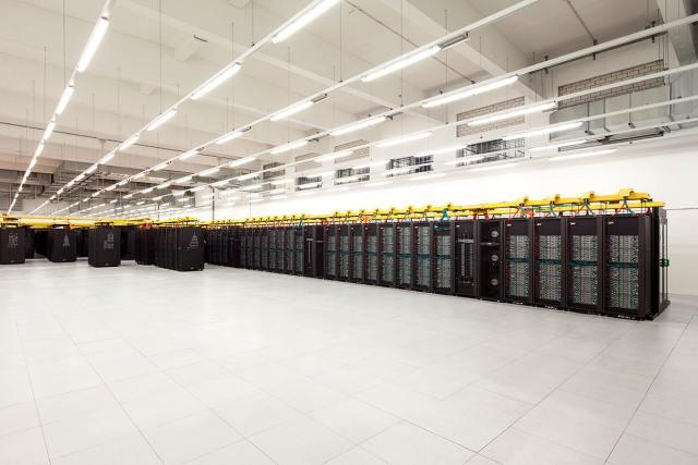 SuperMUC-NG Supercomputer