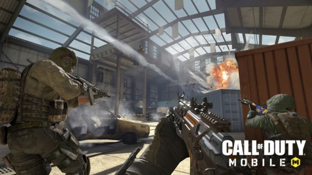 call of duty apk
