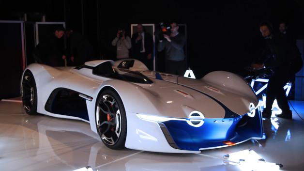 Renault Alpine Vision Gran Turismo 2015 Real Life Version