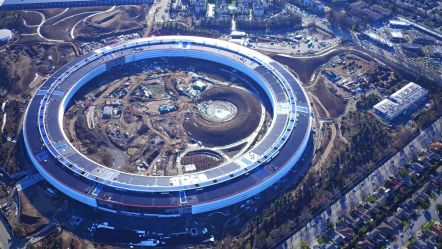 Apple to build One Billion Dollar Campus, will create 20,000 jobs in United States