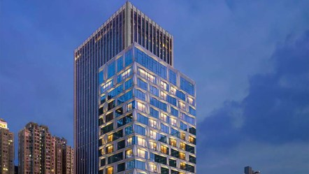 Marriott International unveils 'St Regis' its 7,000th Hotel in Hong Kong