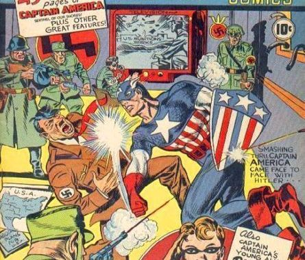 Comic Books To Film