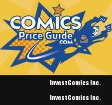 Comics Price Guide and InvestComics Team-Up!