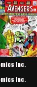 Announcing the Avengers #1 Project