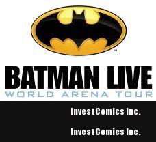 BATMAN LIVE- THE STORY OF DICK GRAYSON