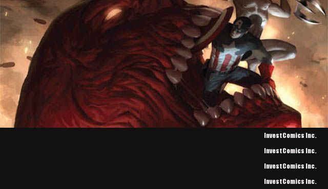 Marvel Preview – Fear Itself: Book Of The Skull