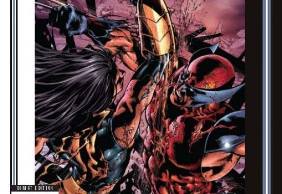 Marvel Comics for 8-26-09