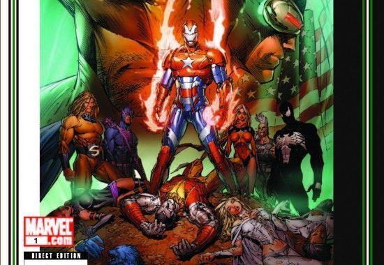 The X-Men get Dark
