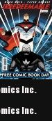 For Free Comic Book Day Irredeemable #1 & Incorruptible #1 Together in a 48 Page Flip Book!