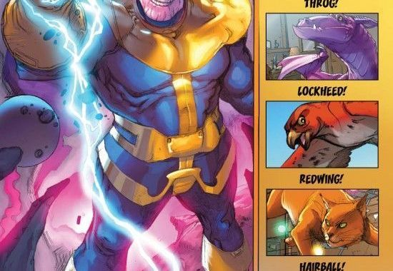 Pet Avengers Assemble for a 2nd printing