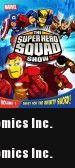 Super Hero Squad DVD Announced