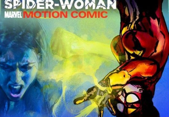 Spider-Woman Motion Comic Music Video Debuts on G4 Tonight!