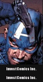 First Look At ULTIMATE COMICS CAPTAIN AMERICA #1