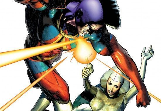 Marvel: Press Release 3-25-09