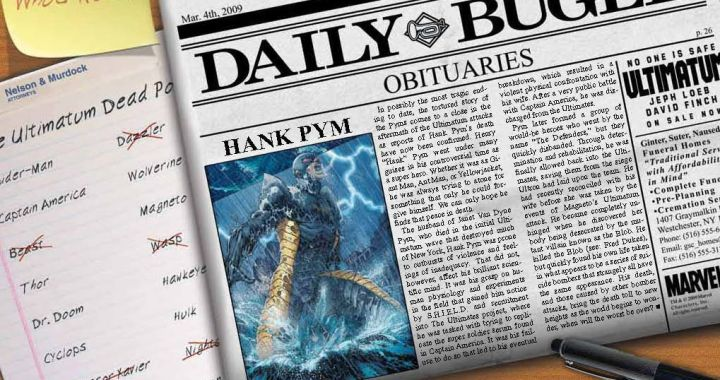 Marvel: Press Release 3-20-2009