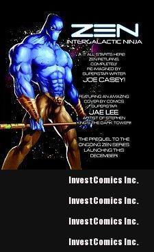 InvestComics Comic Hot Picks 10-29-08
