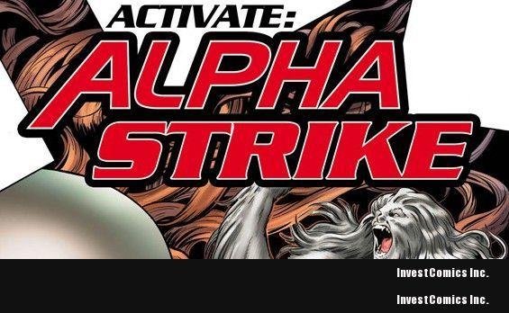 ALPHA STRIKE!