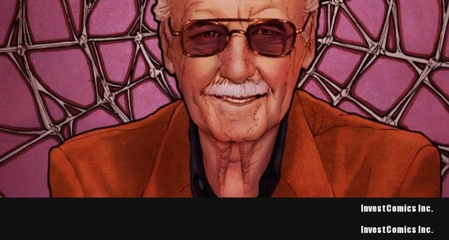 STAN LEE IS BACK FOR MORE AT BLUEWATER