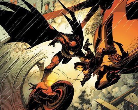 DC's BATMAN family October Solicits